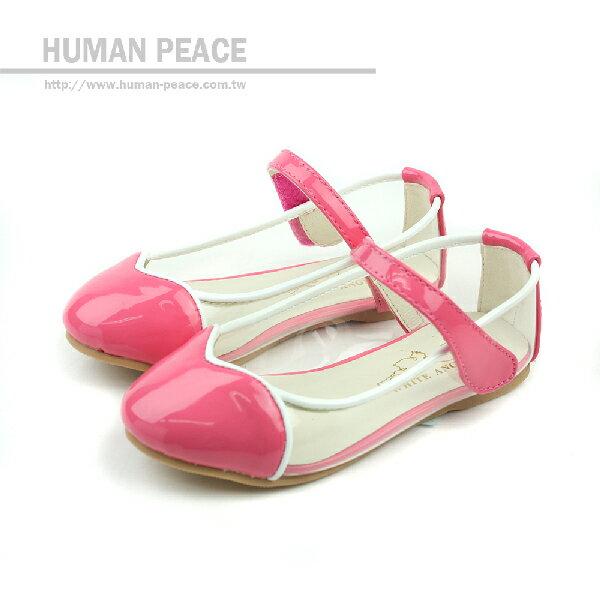 休閒鞋 粉 童 no126
