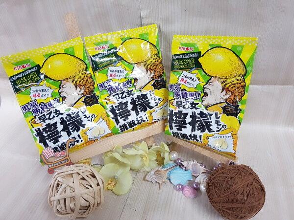 立夢早乙女檸檬挑戰糖66g包