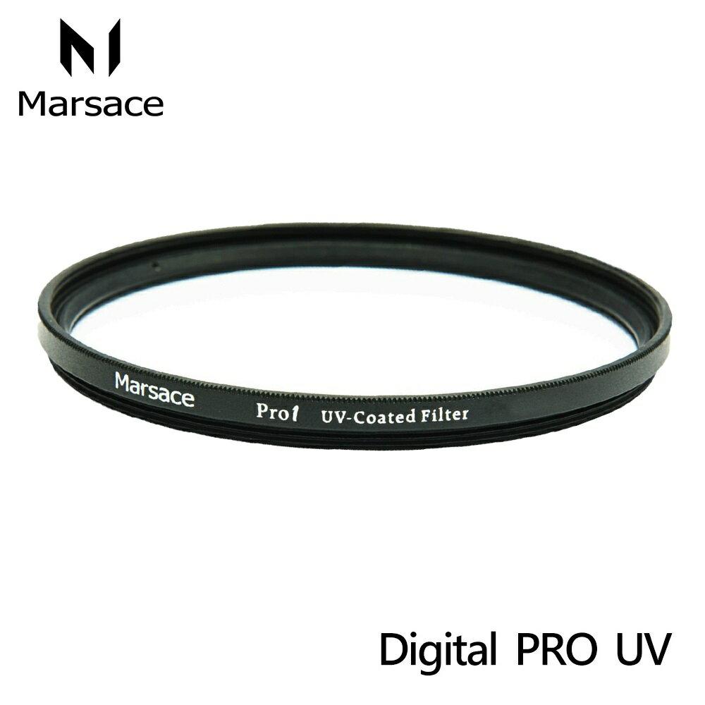 ◎相機專家◎ Marsace 瑪瑟士 Digital PRO UV 72mm 超薄框雙面多層膜保護鏡 群光公司貨