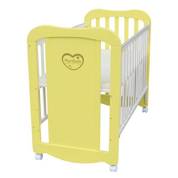 Mam Bab夢貝比 - 彩虹貝比嬰兒床 乳母嬰兒小床 + 蝴蝶6件式被組 2