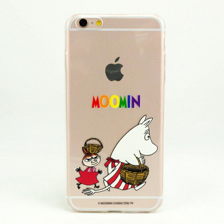 Moomin嚕嚕米正版授權 - TPU手機保護殼:【 拾果趣 】《 iPhone/Samsung/HTC/ASUS/Sony/LG/小米/OPPO 》