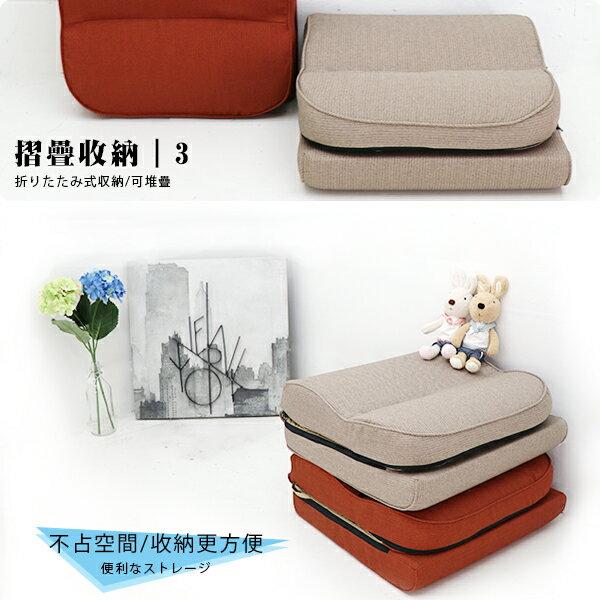 坐墊 椅墊 木椅墊 《可拆洗-素雅L型沙發實木椅墊》-台客嚴選 4