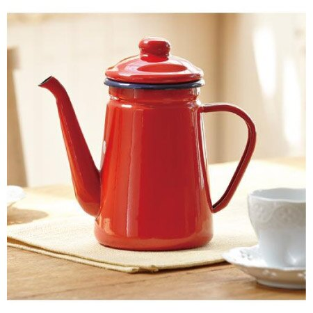 琺瑯咖啡壺 1.1L ENABE023RE