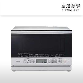 嘉頓國際 日本進口 TOSHIBA 東芝【ER-P6】水波爐 23L 微波爐 烤箱 麵包 過熱水蒸 液晶螢幕顯示 遠紅外線 自動節電