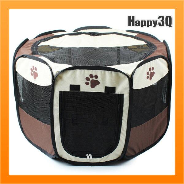 寵物產房寵物窩貓生產房小型犬狗大型狗生產房狗窩貓窩-紅黃綠棕【AAA4366】