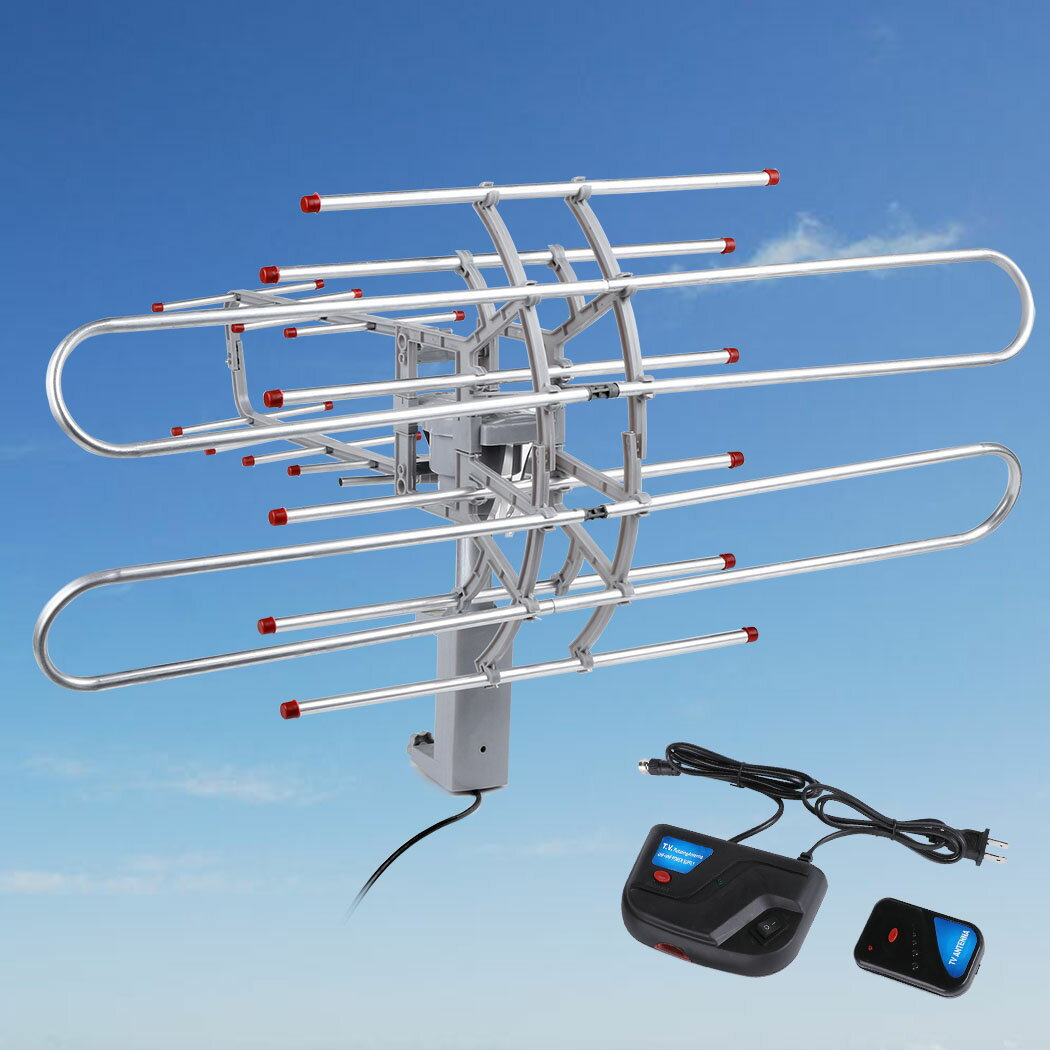 15m HDTV Outdoor Amplified Antenna HD Television 850TG 0