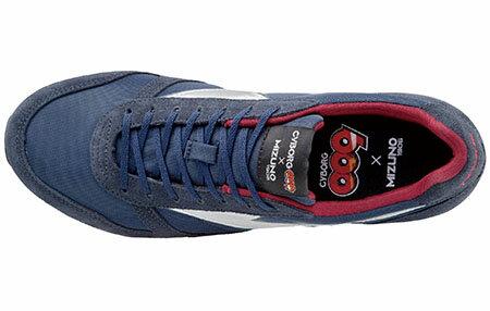 D1GA172215 (深藍X銀灰) MIZUNO RS88 日本科幻漫畫 CYBORG009 聯名款休閒鞋 S【美津濃MIZUNO】 7