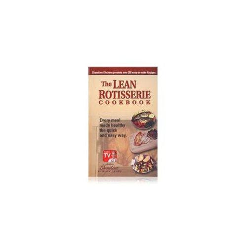 Ronco Inventions Ronco Lean Rotisserie Cookbook 1441e8f7cfe3ebd770463e73f9a64c9f