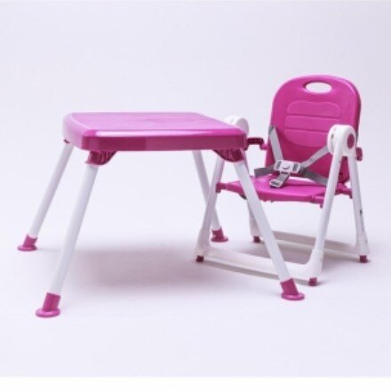 ZOE 折疊餐椅 x 折疊桌 (蘋果綠 預計七月中發貨)