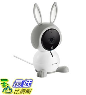 [7美國直購] 攝像機 NETGEAR Arlo Baby Monitor | Smart WiFi Baby Camera 1080P HD with 2-way Audio, Night Vision