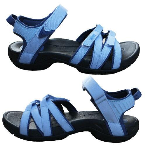 [陽光樂活](C5)TEVA Tirra 女 水陸兩用鞋 運動涼鞋 雨鞋 水鞋 耐磨蜘蛛大底 TV4266CBRB 牛仔藍