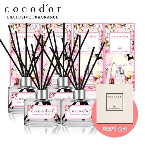 韓國cocodor香氛擴香瓶200ml(春季限定版)【櫻桃飾品】【26418】