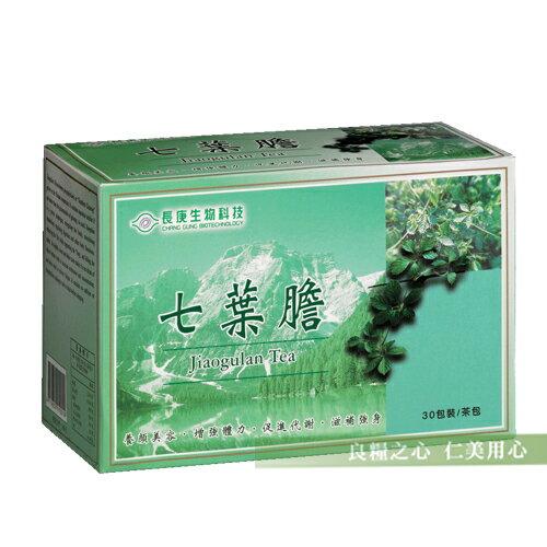 長庚生技 七葉膽茶(30包/盒)