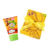 母親節護手霜推薦到X射線【C712003】日本迪士尼代購-玩具總動員護手霜方巾禮盒,美妝小物/護手乳/香氛/香水/禮盒/交換禮物/手部保養/手膜就在X射線 精緻禮品推薦母親節護手霜