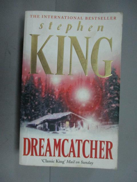 【書寶二手書T6/原文小說_KKY】DREAMCATCHER_STEPHEN KING