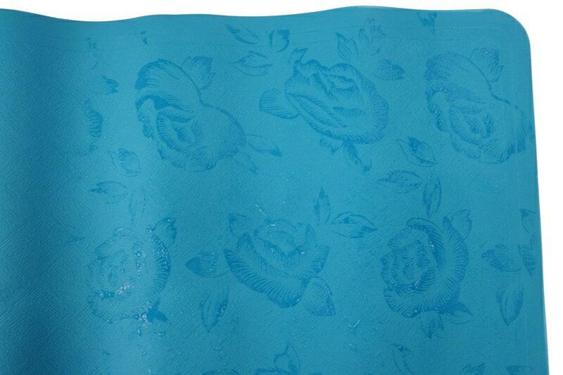 【凱樂絲】魔術防滑浴室墊(藍色) -背面密集吸盤-浴室, 廚房, 居家安全 保護 長輩, 小孩, 孕婦止滑,預防跌倒 0