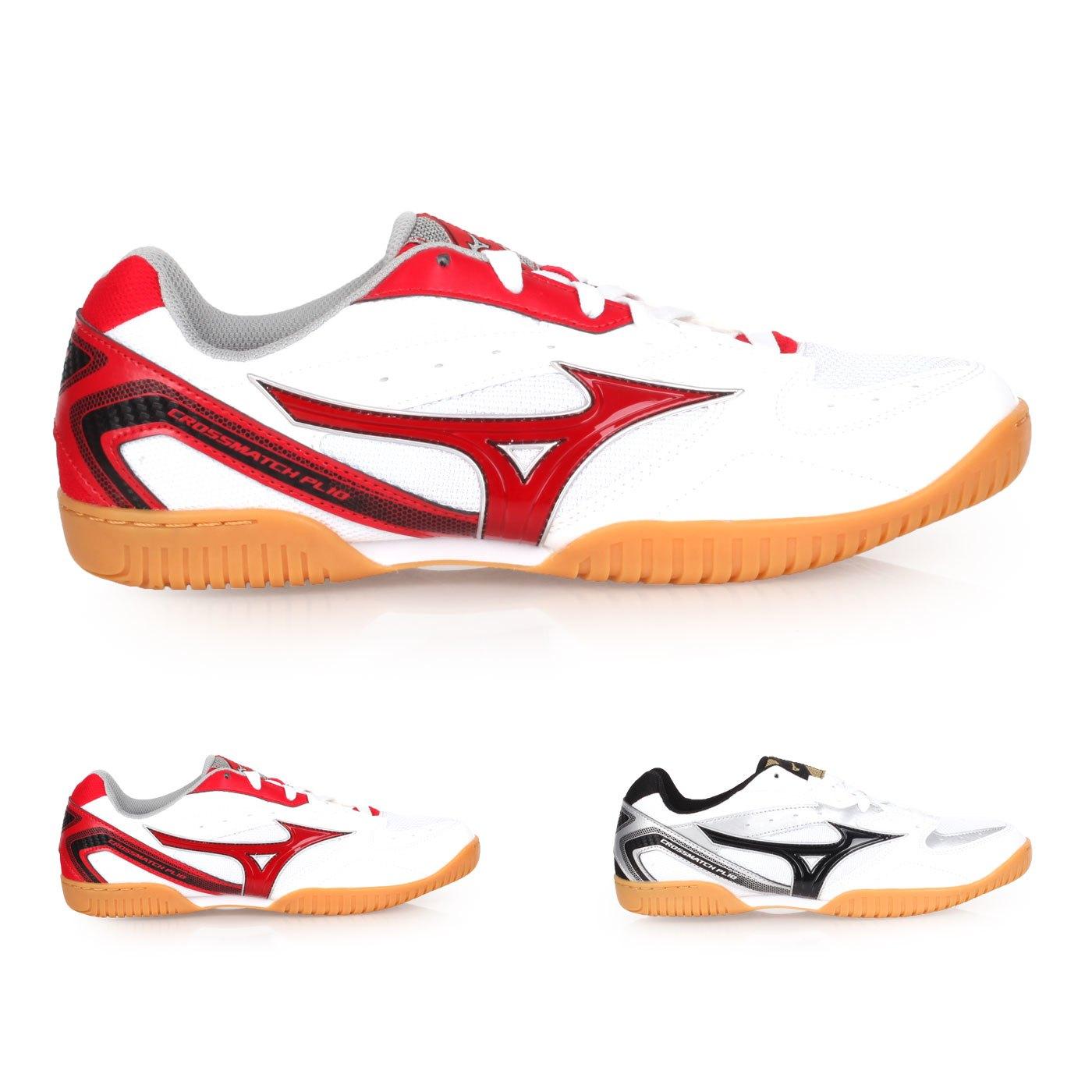 MIZUNO CROSSMATCH PLIO RX4 男女桌球鞋 (免運 乒乓 美津濃【02017131】≡排汗專家≡
