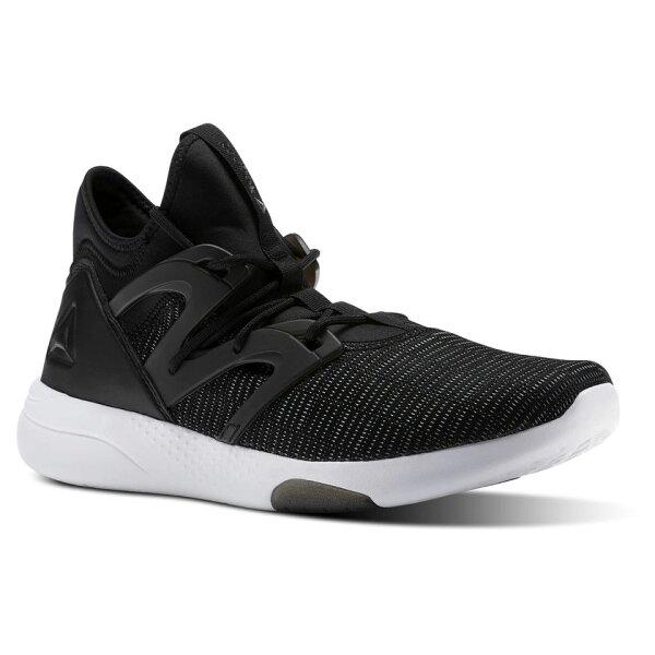 REEBOKMEN'SHAYASULTD男鞋慢跑訓練有氧編織耐磨黑白【運動世界】CN0721