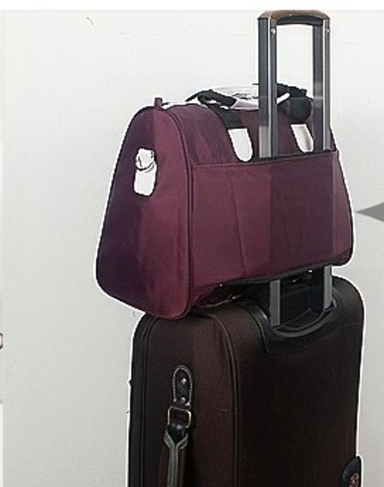 旅行袋旅游包手提旅行包大容量防水可折疊行李包男旅行袋出差待產包女士 清涼一夏钜惠