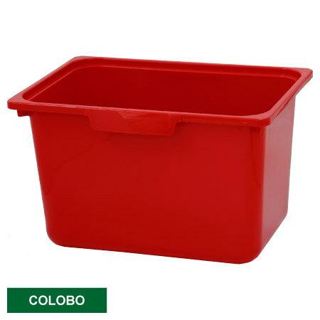 COLOBO收納盒 深型 RE 紅