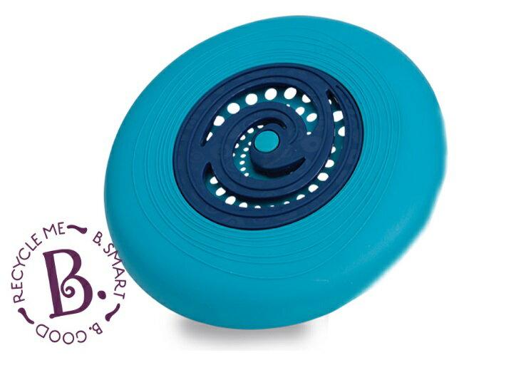 【淘氣寶寶】飛盤迪斯可 藍【檢驗符合 安全  沒有外部塗料, 無毒】