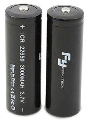 Feiyu 飛宇 22650 充電鋰電池 單顆 充電電池 手持穩定器電池