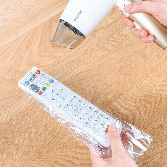 ♚MYCOLOR♚遙控器保護膜(5入)透明日本防塵熱收縮遙控器膜保護貼膜遙控器套【P182】