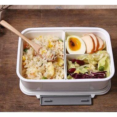 保溫飯盒 微波爐成人塑膠可愛學生便當盒 午餐保鮮碗 艾琴海小屋