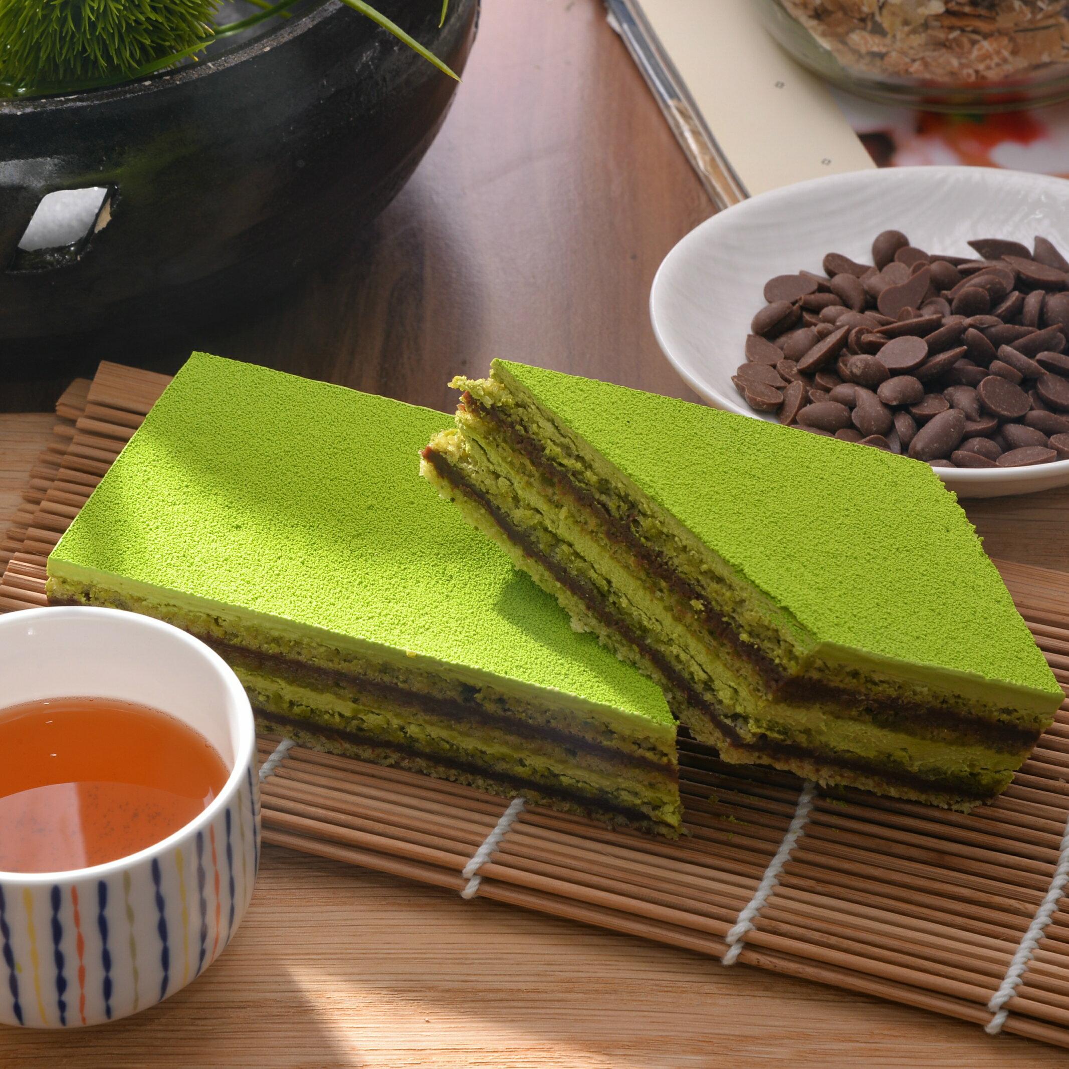 【Sara-Cake烘焙坊】靜岡抹茶巧克力長條蛋糕(單條250g)
