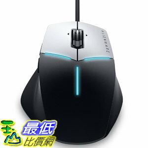 [106美國直購] 滑鼠 Dell NMK8F Alienware Advanced Gaming Mouse, AW558