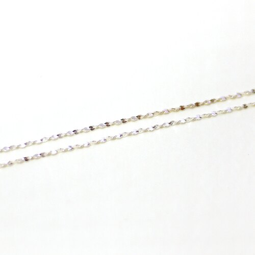 (預購+現貨)(特賣)ECO安珂.16吋18吋閃亮反光細鏈 義大利925純銀項鍊【sn011】