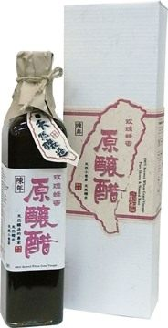 味榮 活力元氣玫瑰蜂蜜純釀醋 500g (原價$680-特價$619) 日式傳統釀醋 天然酵素