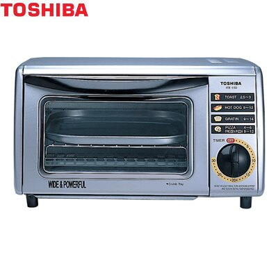 【TOSHIBA東芝】9公升電烤箱 HTR-1150GN