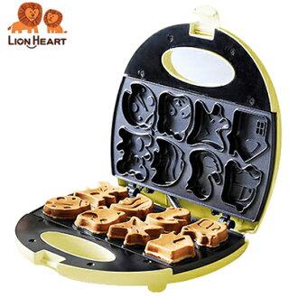 【LionHeart獅子心】小八哥卡通造型蛋糕機 LCM-131