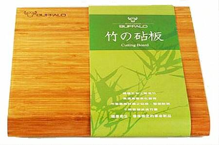 【牛頭牌】毛竹腳墊大砧板(42cm)