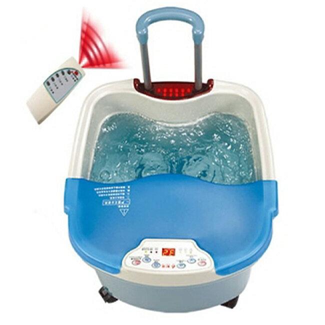 【勳風】足輕鬆加熱式SPA足浴機 HF-3660RC