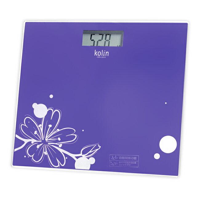 【歌林】自動電子體重計 KWN-LN009