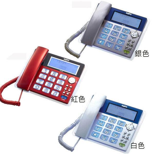 【SANYO三洋】來電顯示有線電話機 TEL-981