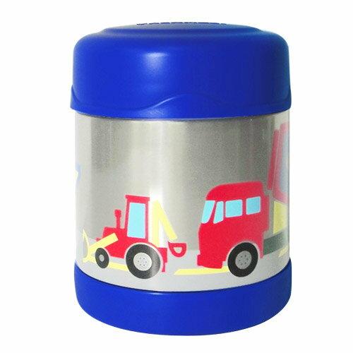 膳魔師0.3L工程車不鏽鋼真空食物罐 F3001CS6(限量促銷)