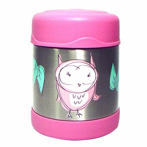 膳魔師0.3L貓頭鷹不鏽鋼真空食物罐 F3001OW6(限量促銷)