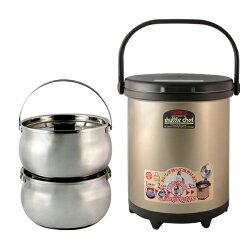 膳魔師6L外出型(3.0*2)燜燒鍋 RPC-6000W