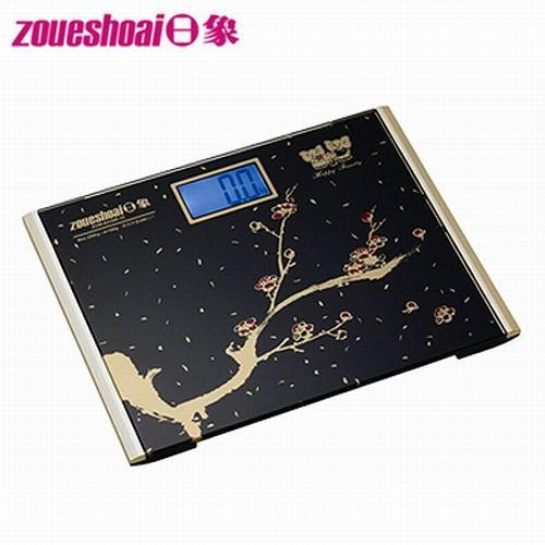 ~日象~電子體重計~星夜寒梅 ZOW~8310R~15