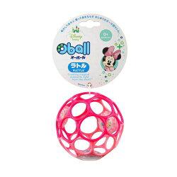 Kids II Oball 魔力洞動球4吋-Disney Baby 米妮沙沙洞動球KI11157★衛立兒生活館★