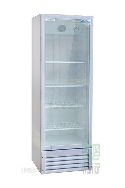 樺利 Santa 三特 6尺4 直立單門冷藏櫃 SC-350