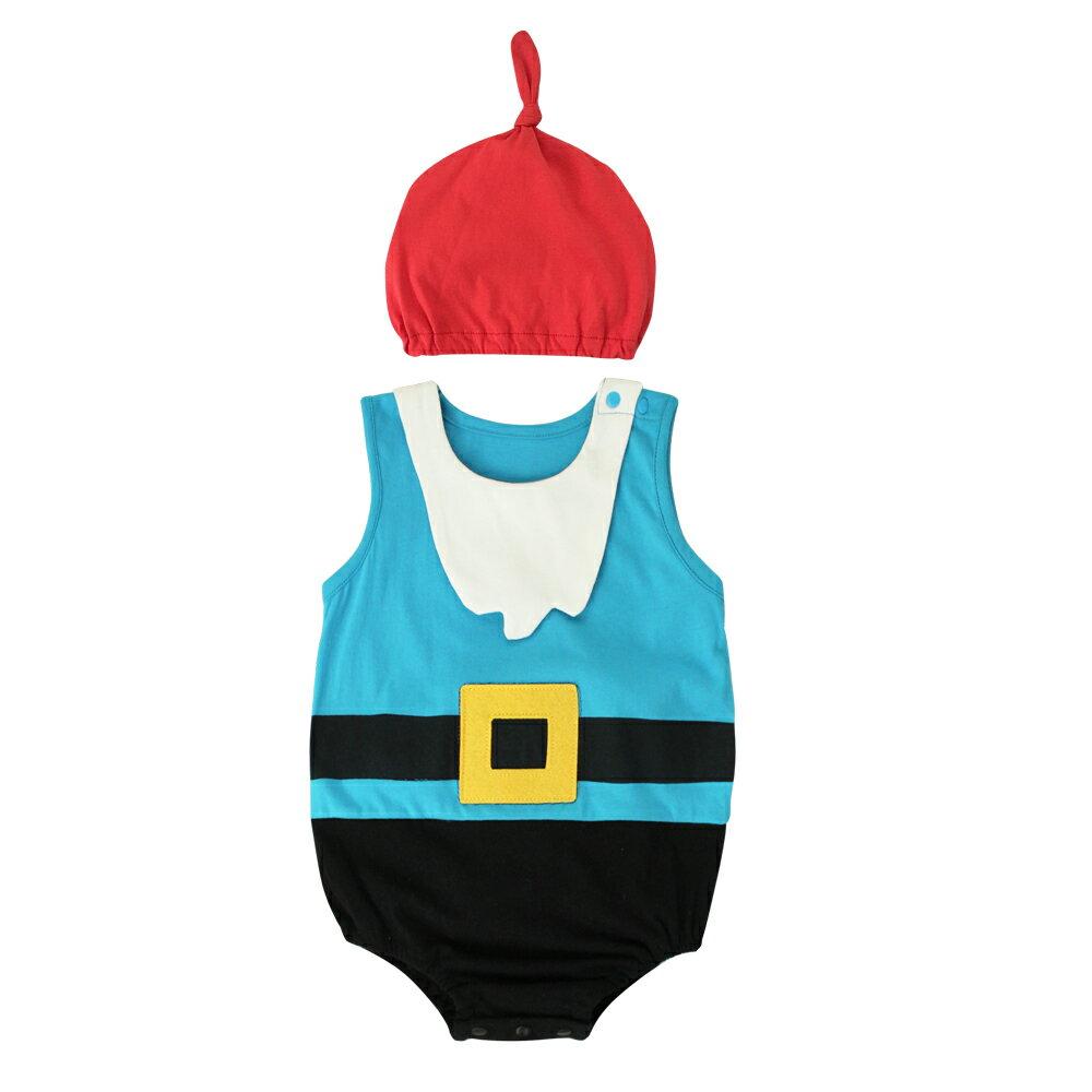 Augelute Baby 水果造型連身衣套裝 附帽子 51015 90066(好窩生活節) 8