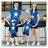 T恤 親子裝 全家福  可客製化 MIT台灣製純棉短T 班服◆快速出貨◆獨家配對情侶裝.害羞幸運星星 LUCKY STAR【Y0710】可單買.艾咪E舖 5
