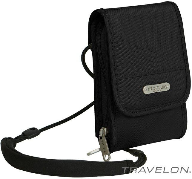 TRAVELON RFID 防盜旅行錢包/旅遊防盜包/防盜鋼網/防搶/出國旅遊 TL-42475