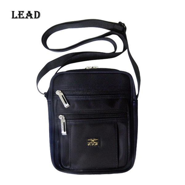 ~加賀皮件~LEAD  多用途 直立式 斜背包 側背包 A007