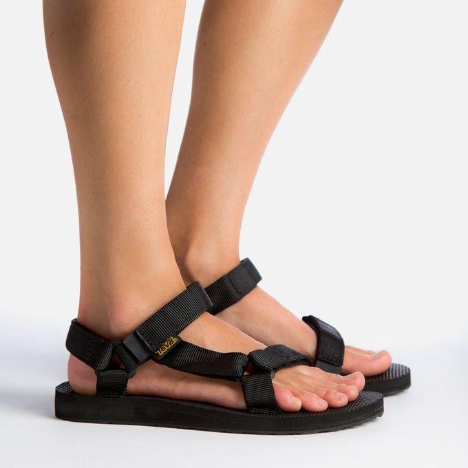 TEVA  美國 經典織帶涼鞋 TV1003987BLK 女鞋 2