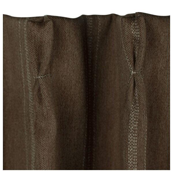窗簾4件組 N-LIGA BR 100×178×4 NITORI宜得利家居 3